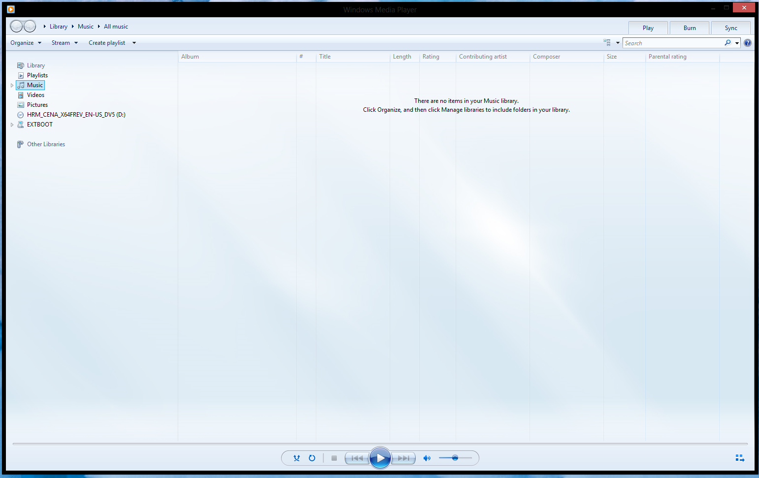 Windows media player ???